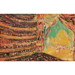 "Paul Hagemans (1884-1959), ""L'Opéra"", 1933"