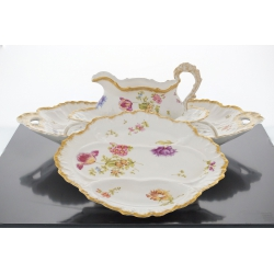 Dining Service Belle Époque (Limoges/France), 16 pieces