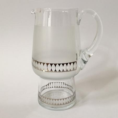 Vintage Glaskaraffe