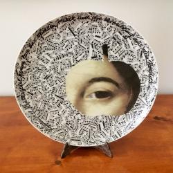 SOLD - Artist Plate N° 26...