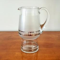 Vintage Glaskrug