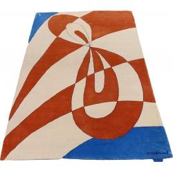 Designer Teppich Luigi Colani