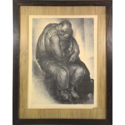 Anto Carte (1886-1954) Without title [Couple]