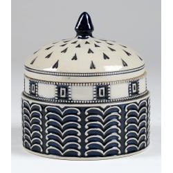 Art Nouveau Box with lid, Albin Müller